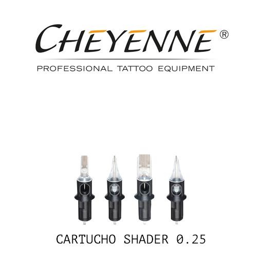 cartuchos cheyenne shader 025
