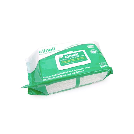 clinell universal desinfeccion superficies