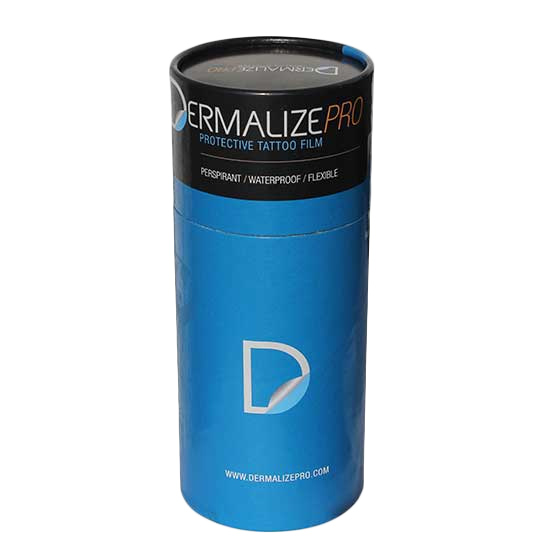 dermalize protective tattoo film