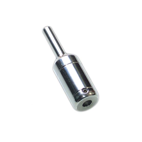 Grip de Acero con tubo trasero 22mm