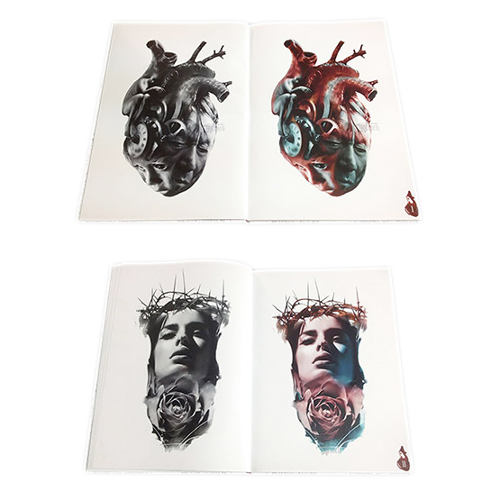 imágenes 1 libro tattoo bullet bg dead life