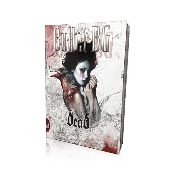 libro tattoo bullet bg dead life